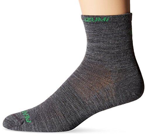 Pearl iZUMi Ride Ride Men's Elite Wool Socks, Shadow Large