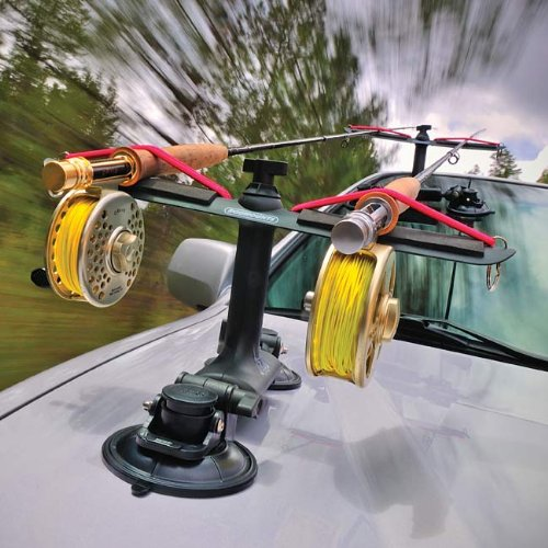 Orvis Sumo Car-top Rod Rack/Only Suction Cup Review