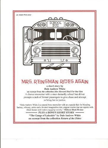 Mrs. Reinsman Rides Again