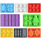 Chocolate Molds Silicone Ice Molds - Candy Molds