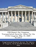 Crs Report for Congress, David Randall Peterman, 1293255432