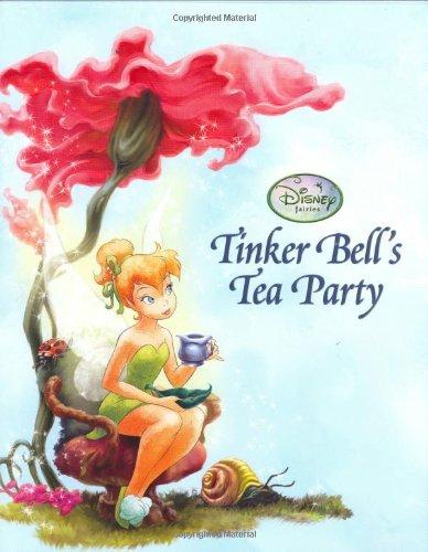 Tinkerbell Tea - Tinker Bell's Tea Party (Disney Fairies)