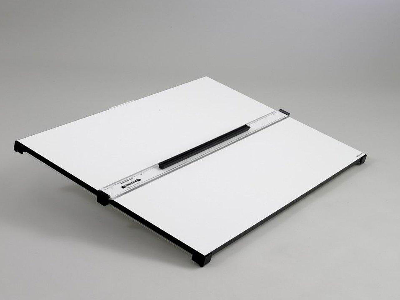 Blundell Harling - Tavolo da disegno con supporto, da usare piatto o con inclinazione di 15 gradi, formato A1 A2 BH052451