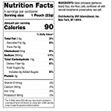 WW Sea Salt Hummus Crisps - Gluten-free, 2