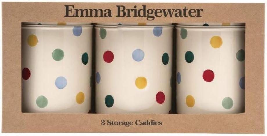 lata Emma Bridgewater Anemone Tarro para galletas