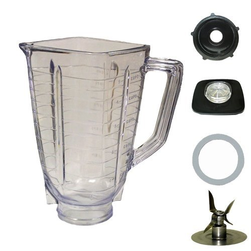 blenders with plastic jar - 6