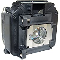 SpArc Bronze Epson ELPLP60 Projector Replacement Lamp with Housing