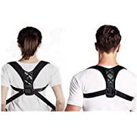 Upright Fight - Posture Corrector For Women and Men - Discreet Orthapedic Upper Back Brace - Includes Underarm Pads…