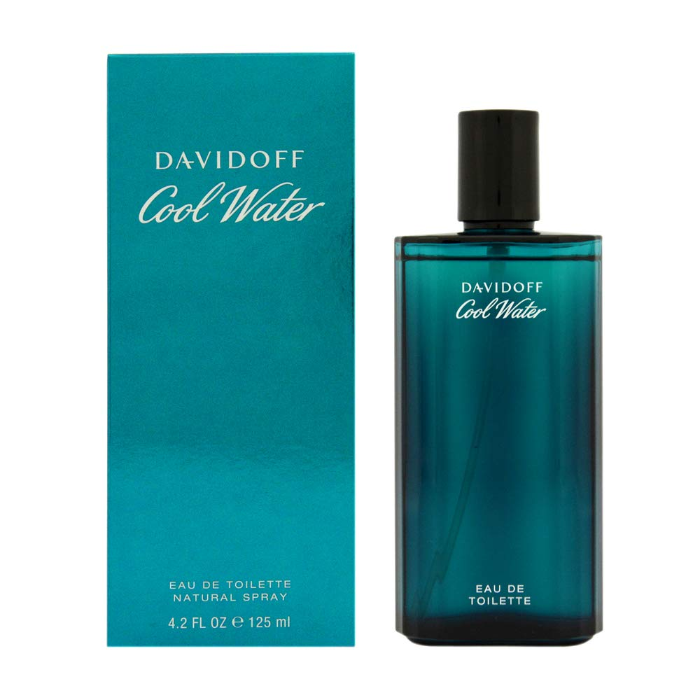 Amazoncom Cool Water By Davidoff For Men Eau De Toilette Spray
