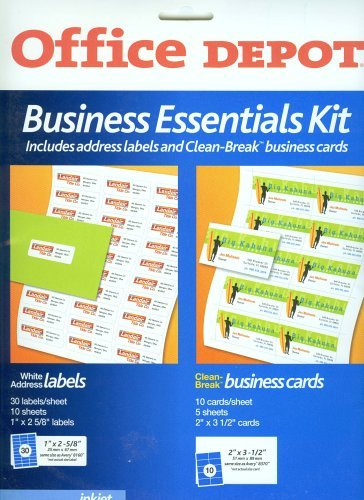 Amazon Com Office Depot Business Essentials Kit