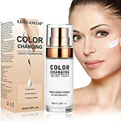 Discover Liquid Foundation for a smooth airbrushed makeup look & poreless skin.Achieve the look of completely poreless skin with a smooth airbrushed finish. Application: Gently shake before each use. Lightly pump a small amount of cream a...