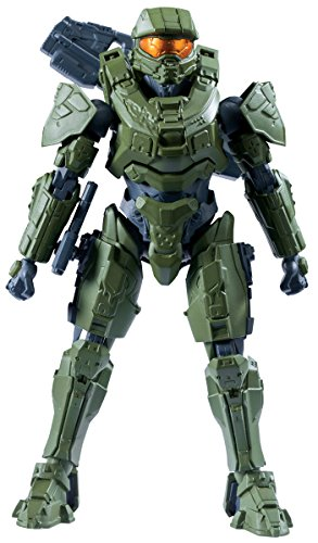 Articulated Figural - SpruKits Halo The Master Chief Action Figure Model Kit, Level 2