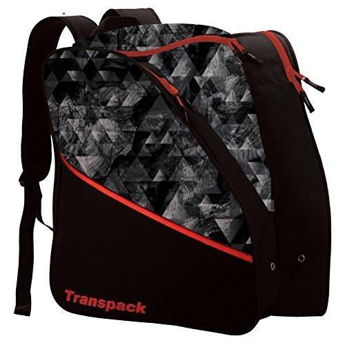 Transpack Edge Junior Ski Boot Bag 2018 - Gray Topo by Transpack