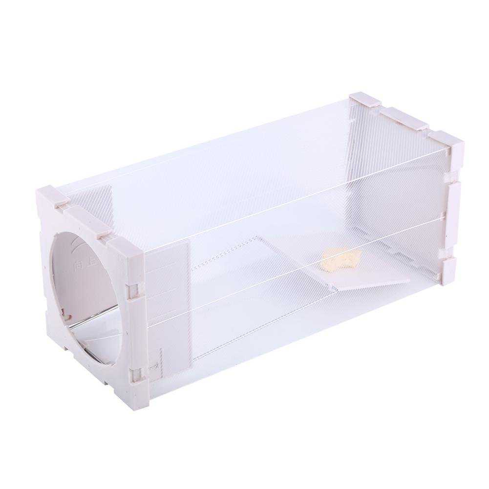 Humane Rat Trap,Acogedor Humane Rat Cage-Catches Rats, Mice, Squirrels, Opossums, Moles, Weasels, Gophers, and Other Small Animals