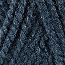 Lion Brand Wool-Ease Thick & Quick Yarn (114) Denim