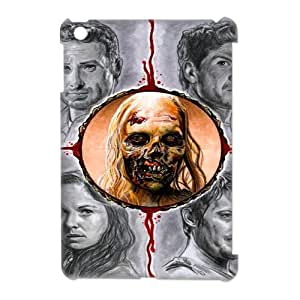Ipad Mini Walking Dead 3D Art Print Design Phone Back Case Custom Hard Shell Protection HG033361