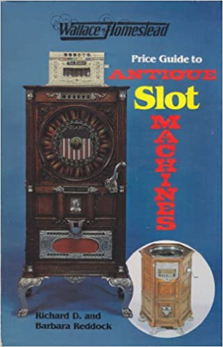 Price guide for antique slot machines gambling game fa