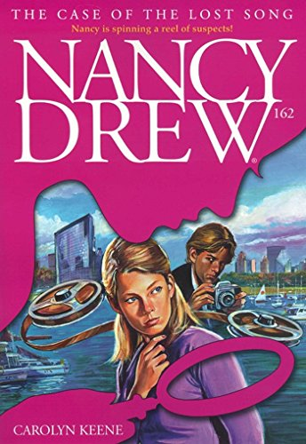 The Case of the Lost Song (Nancy Drew Book 162)