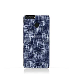 AMC Design Huawei Nova 2 TPU Silicone Case with Brushed Chambray Pattern