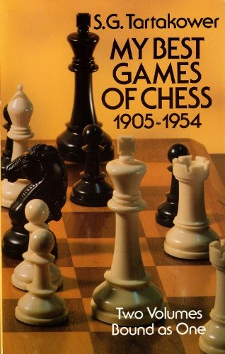 My Best Games of Chess 1905-1954 (Two Volumes Bound As One) (Saucer France)