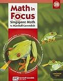 Math in Focus: Singapore Math, GREAT SOURCE, 0547875835