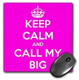 Best 3dRose Friend Sisters - 3drose Keep Calm and Call My Big Pink Review