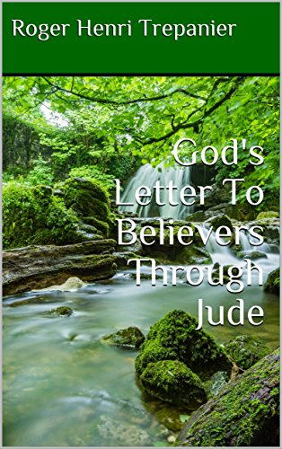 gods letter to believers through jude the word of god library book 3 by