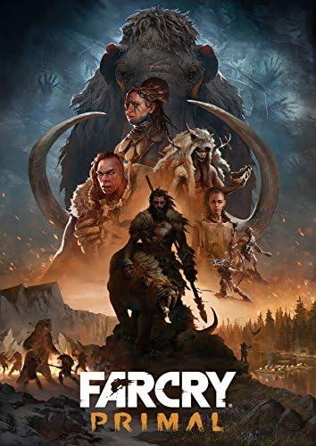 Far Cry Primal Poster by Far Cry Primal: Amazon.es: Videojuegos