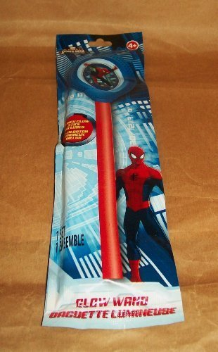 Marvel Ultimate Spider-Man Glow Wand by BlipToys