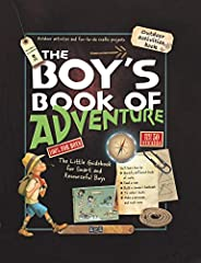 The Boy's Book of Adventure: The Little Guidebook for Smart and Resourceful
