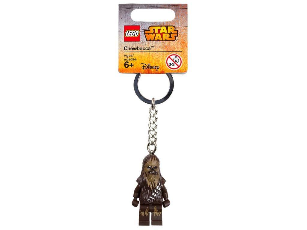 LEGO Star Wars Chewbacca 2016 Key Chain 853451 by LEGO ...