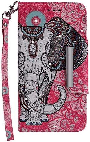 iPhone 7 PUレザー ケース, 手帳型 ケース 本革 財布 スマートフォンケース カバー収納 耐衝撃 ビジネス 手帳型ケース iPhone アイフォン 7 レザーケース