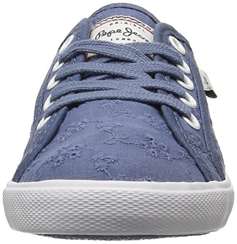Sneakers Damen Aberlady Anglaise Pepe Ocean Blau Jeans 17 EXw5txqf