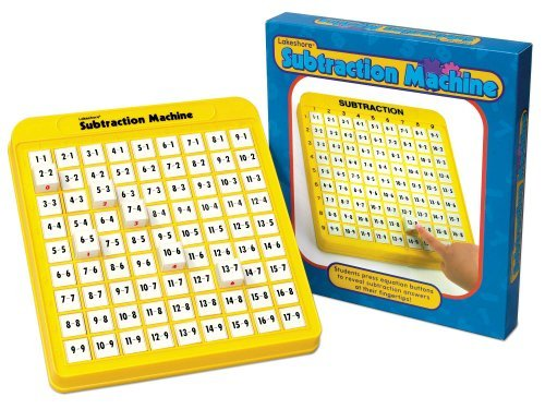 Lakeshore Subtraction Machine (Addition Machine)