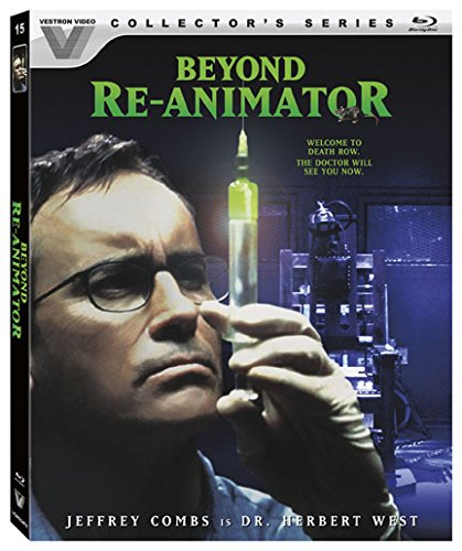 beyond re-animator [blu-ray]