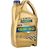 RAVENOL J1A1703-005 SAE 15W-50 Racing Oil - RFS Racing Formel Sport Full Synthetic MB 229.1 (5 Liter)