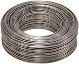 The Hillman Group 123106 Steel, 20 Gauge Galvanized Hobby Wire, 20 x 175', 2 Pack