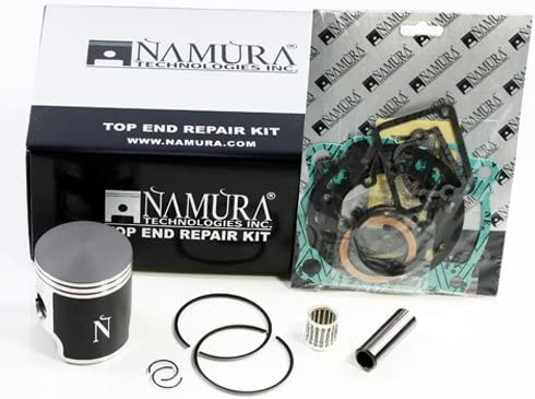 Manufacturer: NAMURA Condition: New Part Number: 180256-AD NAMURA TOP END REPAIR KIT 66.90MM VPN: NX-20025-2K-AD