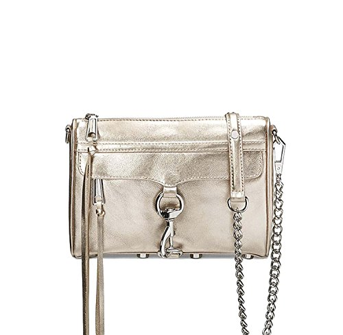 Rebecca Minkoff Rose Gold Bag - 4