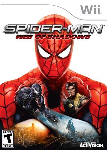 Spider-Man: Web of Shadows - Nintendo Wii (Spiderman Web Of Shadows Wii)