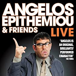 Angelos Epithemiou and Friends Live