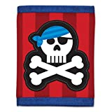 Stephen Joseph Pirate Wallet, 1-Pack