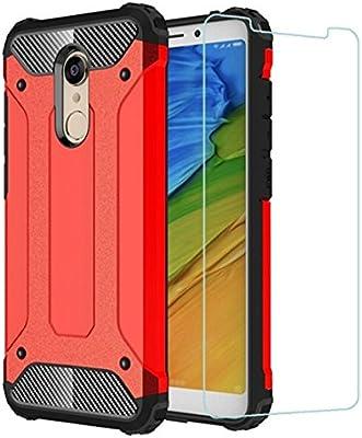 DESCHE para Funda Xiaomi Redmi 5 Plus(5.99