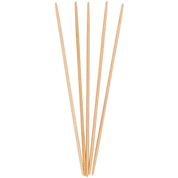 """Brittany Double Point Knitting Needles 10/"""" 5//pkg-size 5//3.75mm"""