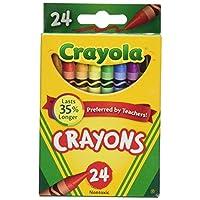 Crayola Crayons 24 Count, 2 Packs