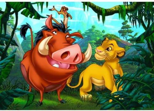 Ravensburger – Puzzle Infantil – Timon y Pumba – 45 Piezas: Amazon ...