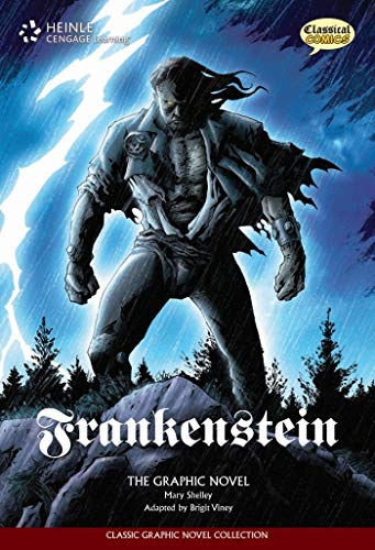 Frankenstein (British English): Classic Graphic Novel Collection