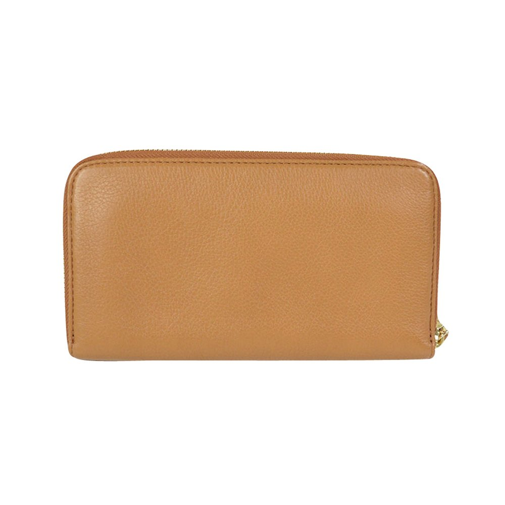 22f05a4c7b Tory Burch Thea Zip Continental Wallet Royal Tan at Amazon Women's Clothing  store: