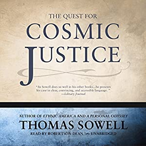The Quest for Cosmic Justice Audiobook