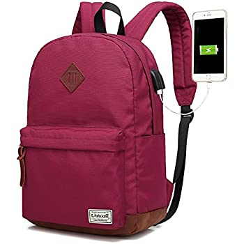 Amazon.com: College Backpack, Tomtoc 15.6 Inch Laptop